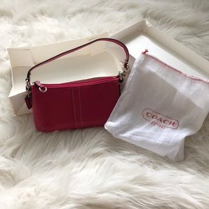 Brand New Coach Wristlet (with tags removed)